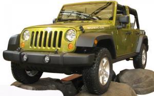 Jeep Wrangler Unlimited 2.8 CRD Sahara Doble Techo de ocasion en Murcia