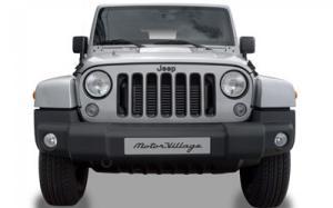 Jeep Wrangler 2.8 CRD Sahara Auto de ocasion en Barcelona