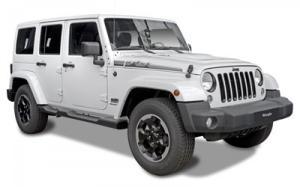 Jeep Wrangler Unlimited 2.8 CRD Sahara Auto de ocasion en La Rioja