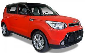 Kia Soul 1.6 CRDi Drive DCT Visión + SUV 100 kW (136 CV)