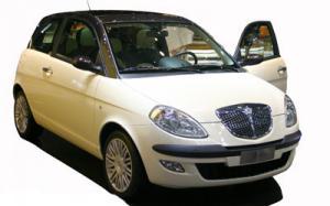 Lancia Ypsilon 1.2 8v Argento de ocasion en Málaga