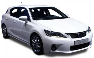 Lexus CT 200h Hybrid Drive Move On White Edition