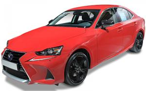 Configurador Lexus Is