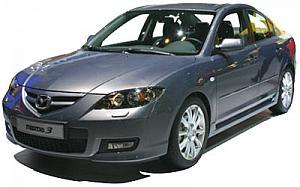 Mazda Mazda3 Active + 1.6 VVT de ocasion en Barcelona