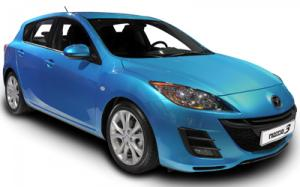 Mazda Mazda3 1.6 VVT 105cv Pulse de ocasion en Teruel