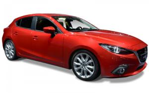 Mazda Mazda 3 2.2 DE MT Luxury 110kW (150CV)  de ocasion en Barcelona
