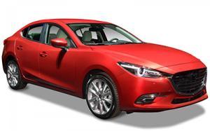 Mazda Mazda3 2.2 DE MT Lux+Safe+Cuero+Nav SDN de ocasion en Barcelona