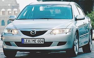 Mazda Mazda 6 2.0 16v Active CRTD 88 kW (120 CV)