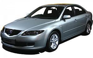 Mazda Mazda 6 2.0 16v CRTD Active 105 kW (143 CV)