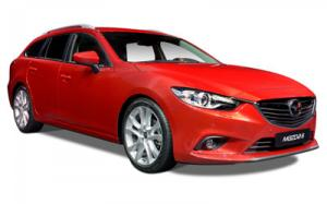 Mazda Mazda6 2.2 DE 175cv AT Luxury + Pack Travel WGN de ocasion en Barcelona