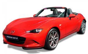 Mazda MX-5 2.0 Luxury 118kW (160CV)  de ocasion en Barcelona