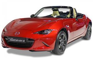 Mazda MX-5 1.5 Style + Nav 96 kW (131 CV)  de ocasion en Madrid