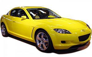 Mazda RX-8 170 kW (231 CV)  de ocasion en Madrid