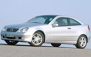 Mercedes-Benz Clase C C Sportcoupe 220 CDI 105 kW (143 CV)  de ocasion en Madrid