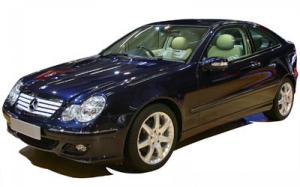 Mercedes-Benz Clase C C Sportcoupe 220 CDI Sport Edition 110 kW (150 CV)  de ocasion en Huesca