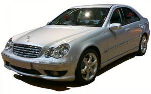 Mercedes-Benz Clase C C 350 Elegance 200 kW (272 CV)  de ocasion en Madrid