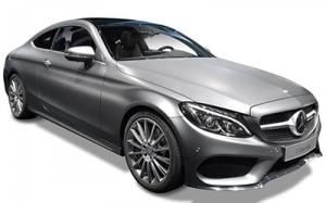 Mercedes-Benz Clase C C Coupe 220 d 125 kW (170 CV)  de ocasion en Lugo
