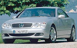 Mercedes-Benz Clase CL CL 500 225 kW (306 CV)  de ocasion en Madrid
