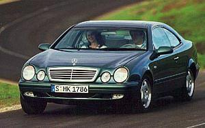 Mercedes-Benz Clase CLK CLK 320 ELEGANCE 160 kW (218 CV)  de ocasion en Madrid