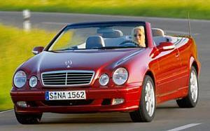 Mercedes-Benz Clase CLK CLK 320 Cabrio AVANTGARDE 160 kW (218 CV)  de ocasion en Málaga