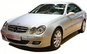 Mercedes-Benz Clase CLK CLK 320 CDI Avantgarde 165 kW (224 CV)  de ocasion en Madrid