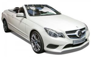 Foto Mercedes-Benz Clase E E 220 d Cabrio 125 kW (170 CV)