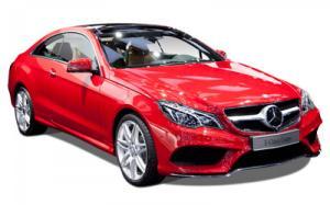 Mercedes-Benz Clase E E 220 d Coupe 125 kW (170 CV)