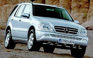 Foto 1 Mercedes-Benz Clase M ML 320 160 kW (218 CV)