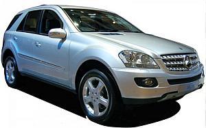 Mercedes-Benz Clase M ML 500 225 kW (306 CV)  de ocasion en Madrid