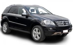 Mercedes-Benz Clase M ML 300 CDI BE 4M 150kW (204CV)  de ocasion en Málaga