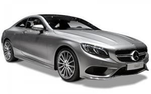 Mercedes-Benz Clase S S 500 Coupe 4MATIC 335 kW (455 CV)  de ocasion en Baleares
