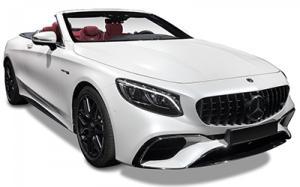 Mercedes-Benz Clase S Cabrio 560 345 kW (469 CV)  de ocasion en Baleares
