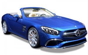 Mercedes-Benz Clase SL SL 500 335 kW (455 CV)