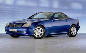 Foto 1 Mercedes-Benz Clase SLK SLK 200 K 120 kW (163 CV)