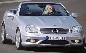 Mercedes-Benz Clase SLK SLK 230 K 145kW (197CV)  de ocasion en Madrid