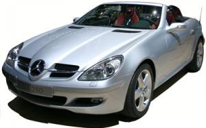 Mercedes-Benz Clase SLK SLK 200 K 120 kW (163 CV)  de ocasion en Málaga