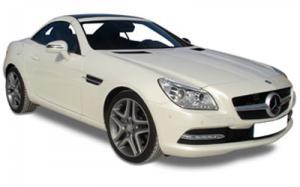 Mercedes-Benz Clase SLK SLK 250 BlueEfficiency 150kW (204CV)  de ocasion en Madrid