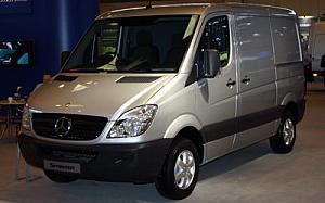 Mercedes-Benz Sprinter Furgon 315 CDI MEDIO 3.5T T. ALTO 110 kW (150 CV)