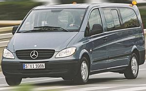 Mercedes-Benz Vito Combi 115 CDI Larga 8 Plazas 110kW (150CV)  de ocasion en Madrid