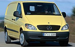 Mercedes-Benz Vito Furgon 109 CDI Compacta 70kW (95CV)  de ocasion en Madrid