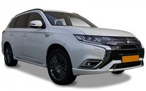Configurador Mitsubishi Outlander