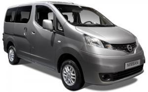 Configurador Nissan E-nv200 Evalia