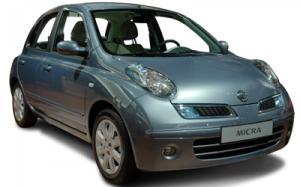 Nissan Micra 5p 1.2G (80CV) VISIA AA de ocasion en Cádiz