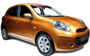 Nissan Micra 5p 1.2G (80 CV) ACENTA de ocasion en Tarragona