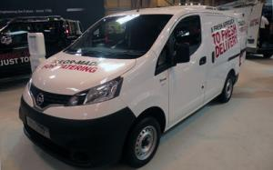 Nissan NV200 Furgon 1.5dCi COMFORT PSegF 63kW (85CV)  de ocasion en Madrid