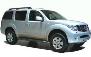 Nissan Pathfinder 2.5dCi LE Auto 7 plazas 126 kW (171 CV) de ocasion en Madrid