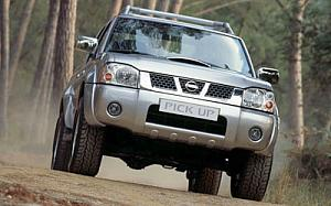 Nissan Pick-up 4X4 Doble cabina Rally Raid de ocasion en Madrid