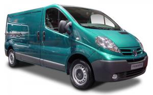 Nissan Primastar Furgon 2.0dCi Antic PRO LARGA 85kW (115CV)  de ocasion en Madrid