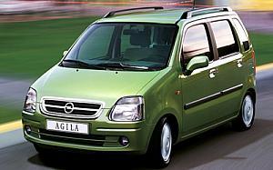 Opel Agila 1.2 16v 75CV de ocasion en Murcia