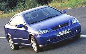 Opel Astra 1.8 16v Bretone coupé 92kW (125CV) de ocasion en Ciudad Real